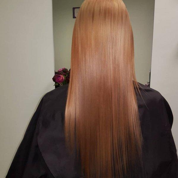 Защитный флюид для повреждённых, безжизненных волос Sealing Fluid 7/L, 24x8