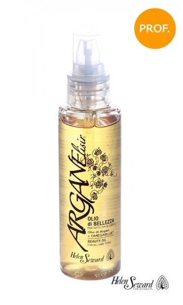 Аргановое масло для всех типов волос Argan Elisir Oil, 100 мл.