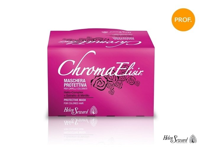 Защитная маска для окрашенных волос Protective Mask Chroma Elisir, 250 мл.