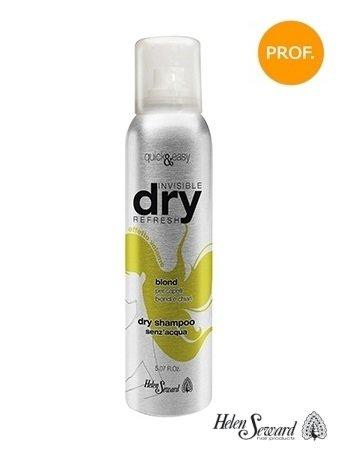 Сухой шампунь для светлых волос - Dry shampoo Helen Seward, 150 мл.