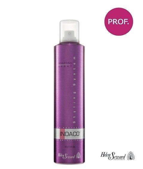 Экологический лак для волос сильной фиксации Indaco Styling Spray, 350 мл.