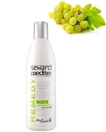 Активизирующий шампунь для поврежденных, безжизненных волос Helen Seward Activator Shampoo 7/S, 1000 мл