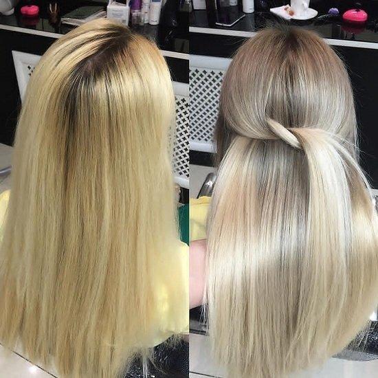 Набор SEALPLEX - для восстановления и укрепления волос
