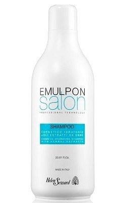 Увлажняющий шампунь с экстрактом трав - Emulpon Salon Hydrating Shampoo, 1000 мл.