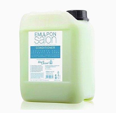 Увлажняющий кондиционер с экстрактом трав - Emulpon Salon Hydrating Conditioner, 5000 мл.