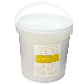 Питательная маска для сухих волос с пшеничными протеинами и маслом карите - Emulpon Nourishing Mask, 5000 мл.