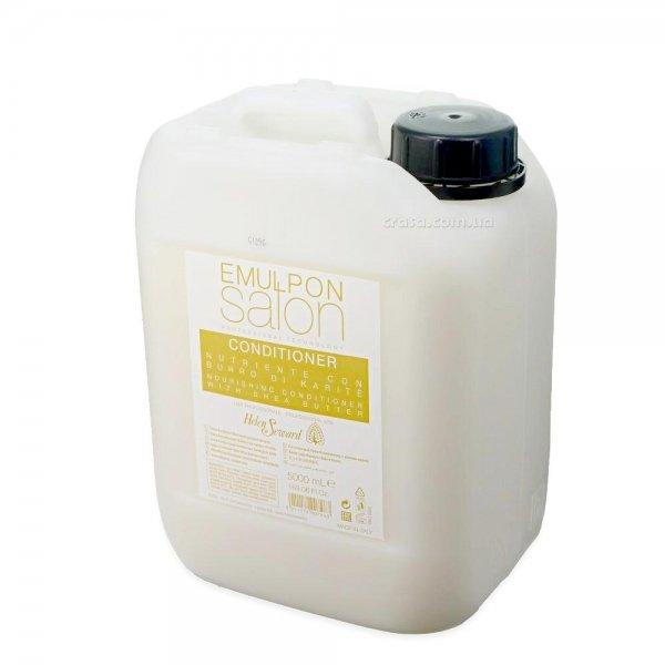 Питательный кондиционер для сухих волос с пшеничными протеинами и маслом карите - Emulpon Nourishing Conditioner, 5000 мл.
