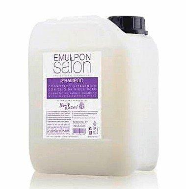 Шампунь после химических процедур с экстрактами фруктов - Emulpon Salon Vitaminic Shampoo, 5000 мл.