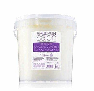 Маска для волос после химических процедур с экстрактами фруктов - Emulpon Salon Vitaminic Mask, 5000 мл.