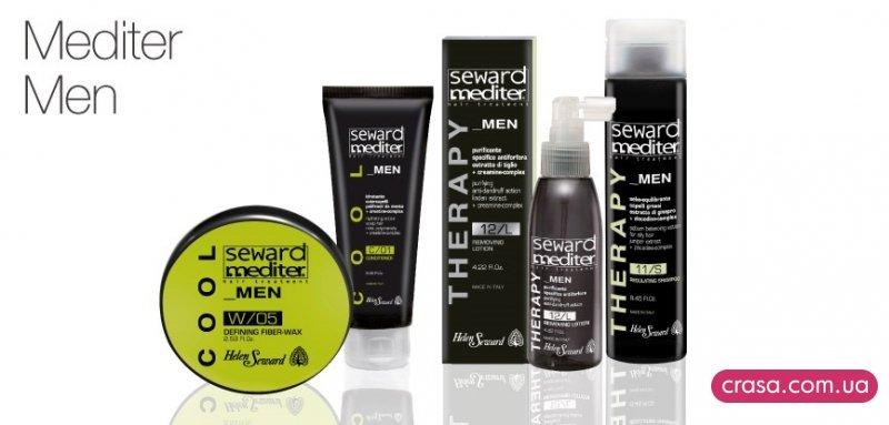 Регулирующий шампунь для жирных волос - Regulating Shampoo 11/S Helen Seward, 1000 мл.