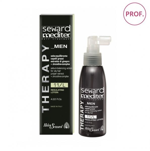 Себорегулирующий лосьон для жирных волос - Regulating Lotion 11/L Helen Seward, 125 мл.