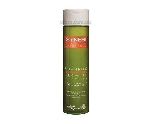 Шампунь для блеска волос Helen Seward Synebi Glowing shampoo, 300 мл.