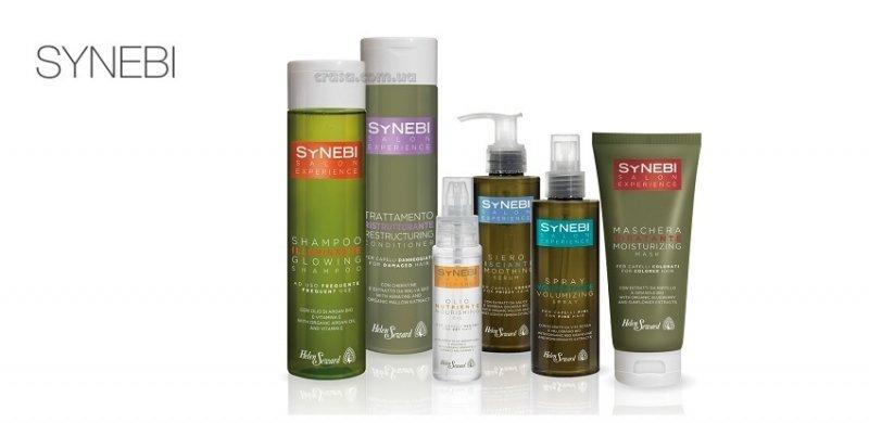 Шампунь для блеска волос Helen Seward Synebi Glowing shampoo, 1000 мл.