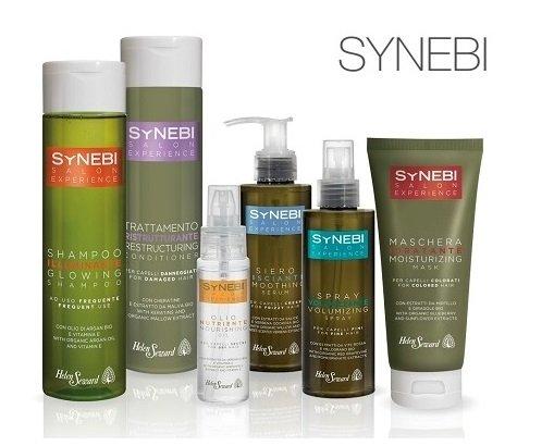 Термозащитный спрей для блеска Helen Seward Synebi Thermo-protective spray, 150 мл.