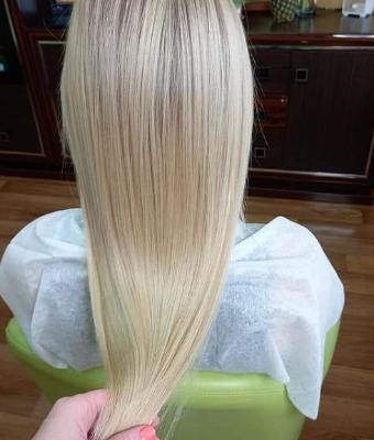 Інфрачервона холодна праска для відновлення волосся Helen Seward