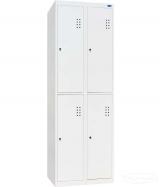 Шкаф одежный  ШО 400/2-4