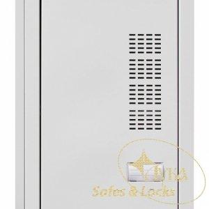 Шкаф одежный для раздевалки ШОМ 400/2-4