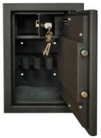 Сейф для пістолетів Safetronics Mini 4, в*ш*г(мм): 400*280*230
