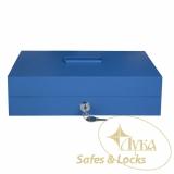 Металева коробка TS812 в*ш*г,(мм): 85*290*200