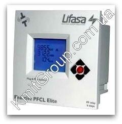 Регулятор реактивной мощности PFCL-12 ELITE (на 12 ступеней) с интерфейсом RS-485 Lifasa