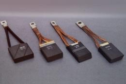 Щетка RX91 (2x8)x16x27 электрографит Schunk