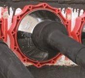 Сменные трубки для HSI 150  HSI 150-D3/58 Hauff-Technik