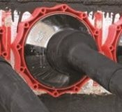 Сменные трубки для HSI 150  HSI 150-D7/33 Hauff-Technik