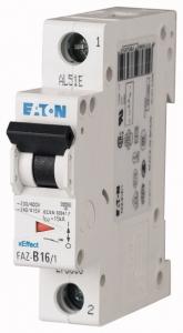Автоматический выключатель 0,25А, кривая отключения C, 1 полюс, откл. способность 15 кА