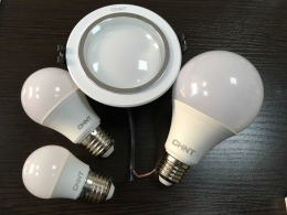 Лампы лед ТМ CHINT