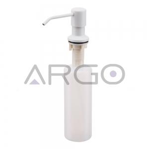 Дозатор для мыла белый