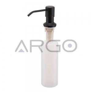 Дозатор для мыла антрацит
