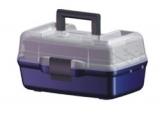 Ящик AQUATECH plastics 2х-полочный (прозр. крышка)