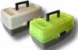 Ящик AQUATECH plastics 3х-полочный (прозр. крышка)