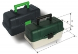 Ящик AQUATECH plastics с 3-мя полками
