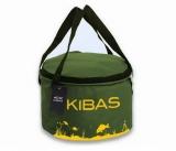 Ведро для  прикормки c крышкой KIBAS D 300 С