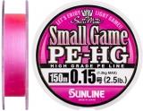 Шнур Sunline Small Game PE-HG 150м #0.4 6LB 2.9кг