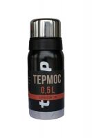 Термос Tramp Expedition Line 0.5 л TRC-030 черный
