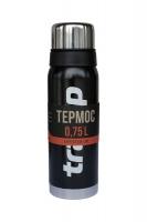Термос Tramp Expedition Line 0.75 л TRC-031 черный