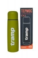 Термос Tramp Basic оливковый 0,75 л
