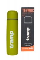 Термос Tramp Basic оливковый 1 л