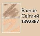 2-в-1 Олівець для брів і хайлайтер Світлий/Blonde 1392387